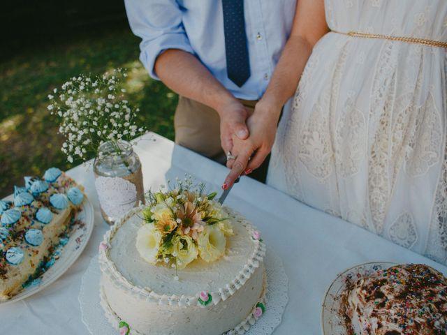 Ideas para lucir la torta de casamiento