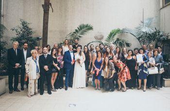 ¿Cómo organizar un casamiento con pocos invitados? 7 tips básicos