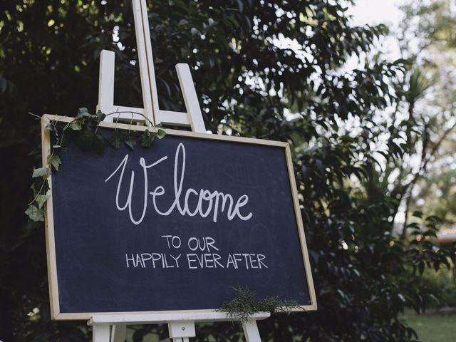 Recibí a tus invitados con un gran cartel de bienvenida