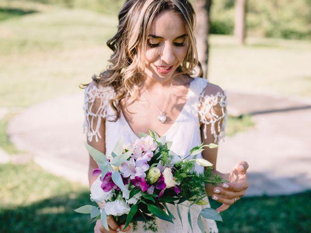 ¿Cómo lograr un peinado de novia natural? ¡Leé estos consejos!
