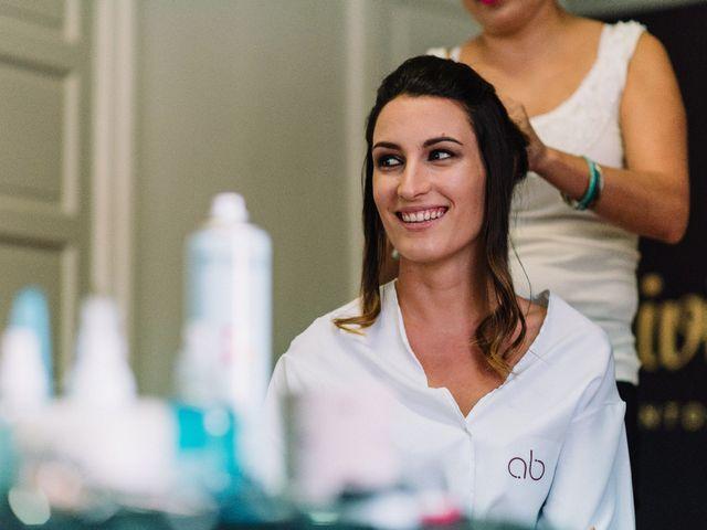 Las pruebas de peluquería de la novia: 7 tips clave