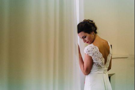 El escote de tu espalda según el estilo del vestido, ¡encontrá el tuyo!