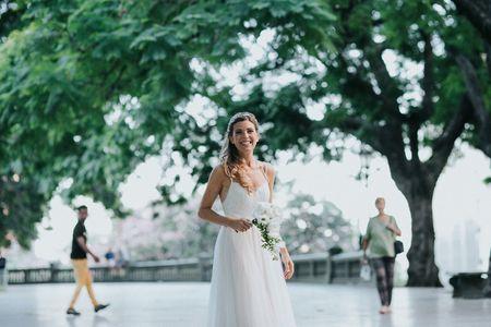 ¿Cómo elegir el vestido de novia según la forma de tu cuerpo?