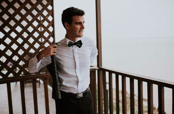 Look de novio: la ropa interior perfecta para el casamiento