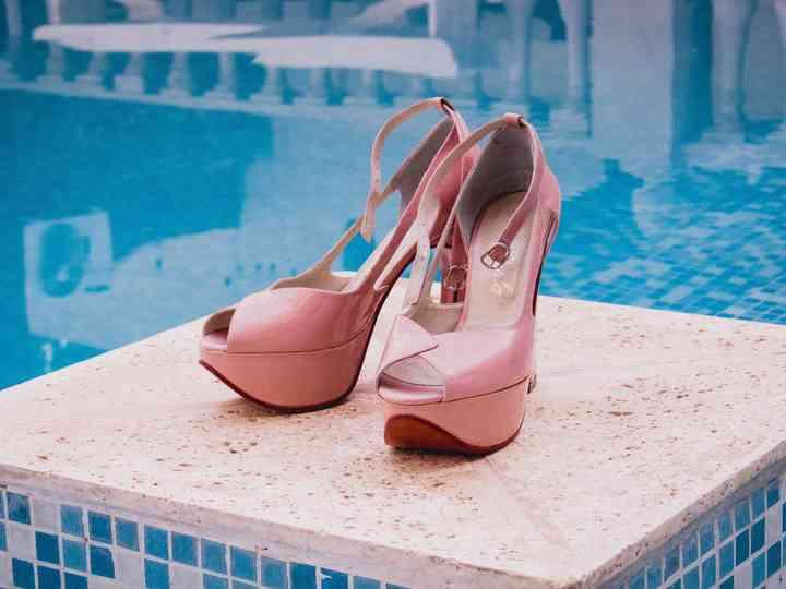 30 zapatos rosas para tu look de novia: ¡el toque de dulzura que buscás!
