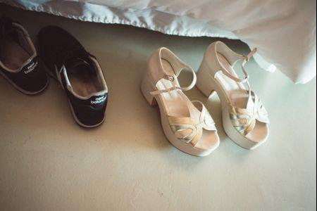 Y 30 De Elegancia Con Look Zapatos PlataformaComodidad Novia Tu Para CexdoB