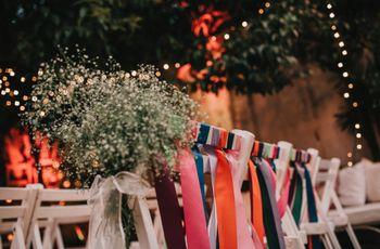 Los colores y su significado en tu casamiento