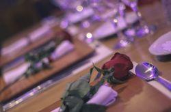 Servilleteros personalizados para casamientos