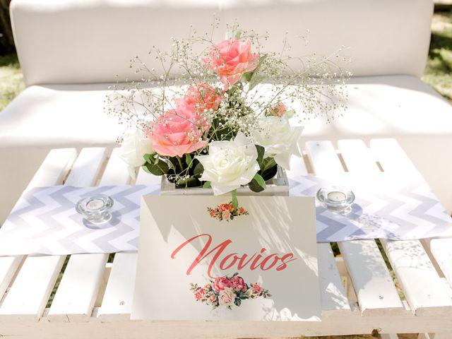Decorá tu casamiento con flores: 10 ideas con encanto