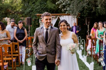 ¿Se casan solo por civil? 7 ideas para que sea una ceremonia original