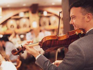 Violinista Valentín Juárez 2