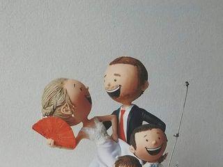 Pluule - Figuras de boda personalizadas 4