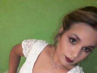 Gisele Areco Make Up 4