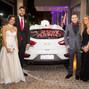 El casamiento de Franco Giardino y Salones del Puerto 25
