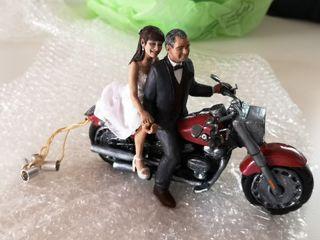 Pluule - Figuras de boda personalizadas 3