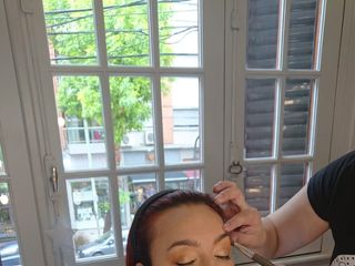 Xime Robredo Make Up 1