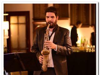 Andrés González Saxofonista 1