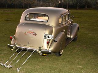 Golden Car 5
