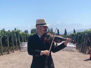 Ccesco - Violinista 1
