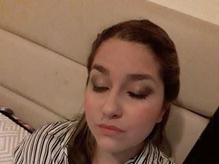 Carina Peralta Make Up 1