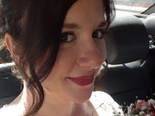Florencia Colella Peinados & Tocados 4