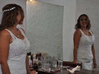 Maquillaje Melanie Díaz 1