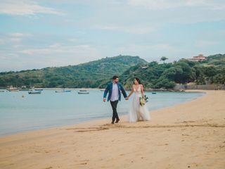 Omar Zaracho Celebrante Wedding 4