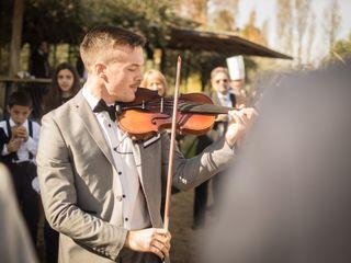 Violinista Valentín Juárez 5