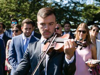 Violinista Valentín Juárez 1
