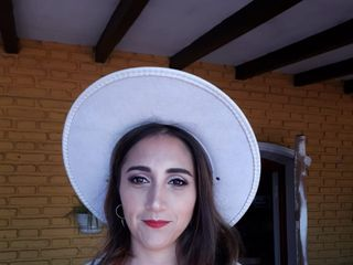 Debora Intile Make Up 1