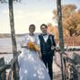 El casamiento de Sara G. y Salón Laguna Dorada 44