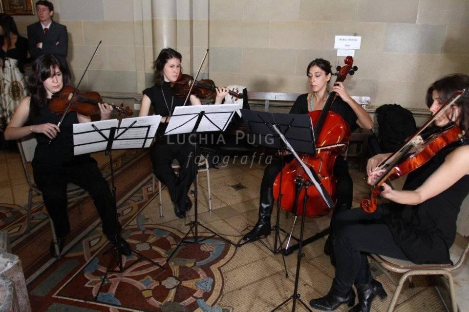 Cuarteto de Cuerdas Quillén 11