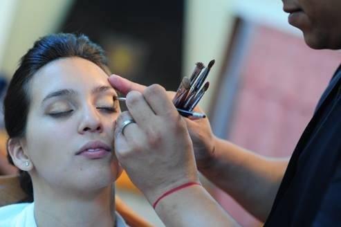 Christian Make Up - Cosmetologic Hairstyle 19
