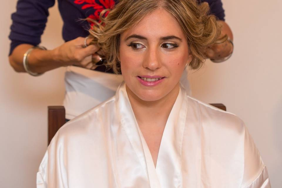 Velvet Maquillaje y Peinado 13