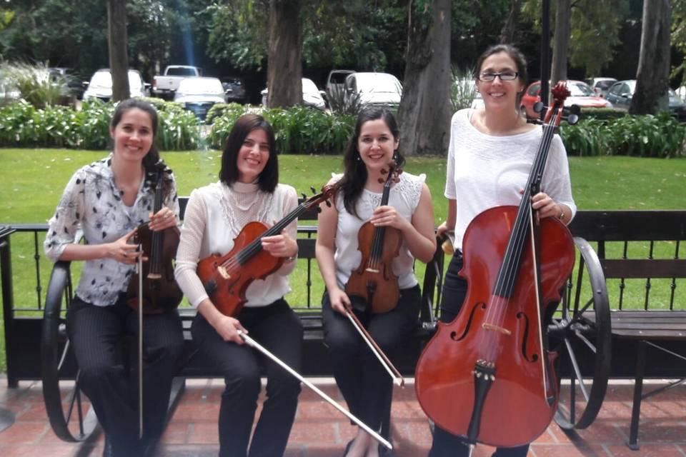 Cuarteto de Cuerdas Quillén 3