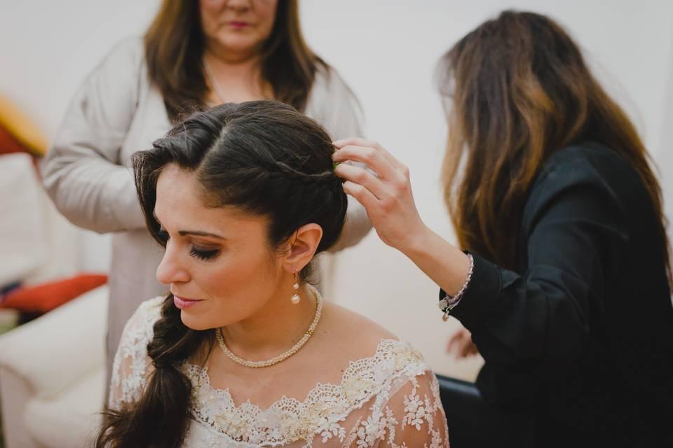Alejandra Freire Make Up 5