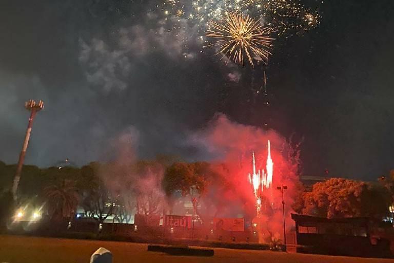 Cienfuegos - Cotillón y fuegos artificiales 1