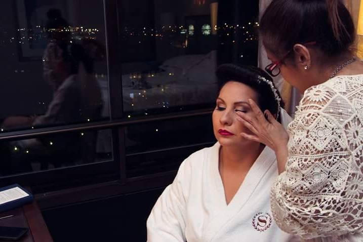 Alejandra Freire Make Up 12