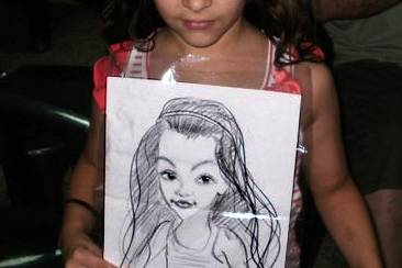 Caricaturas en Fiestas 12