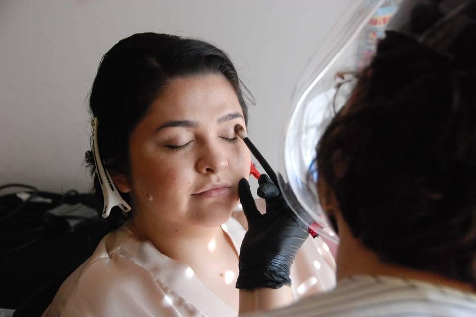 Barbara Loubet Make Up 4