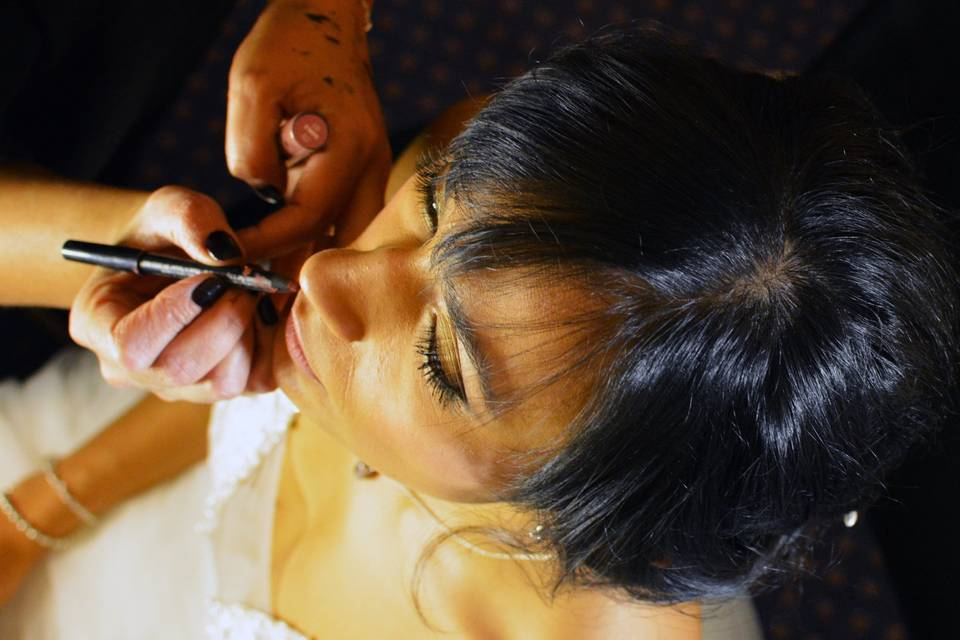 Debora Intile Make Up 23