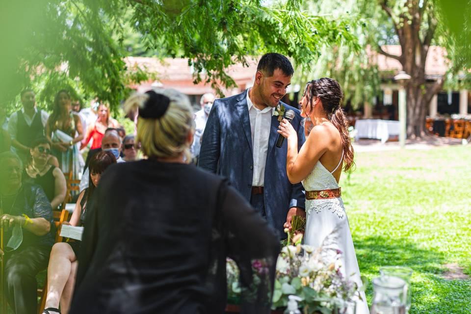 La Ceremonia - Ceremonias laicas 21