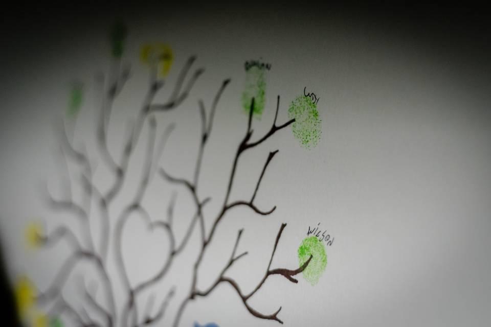 Arte con Huellas 5