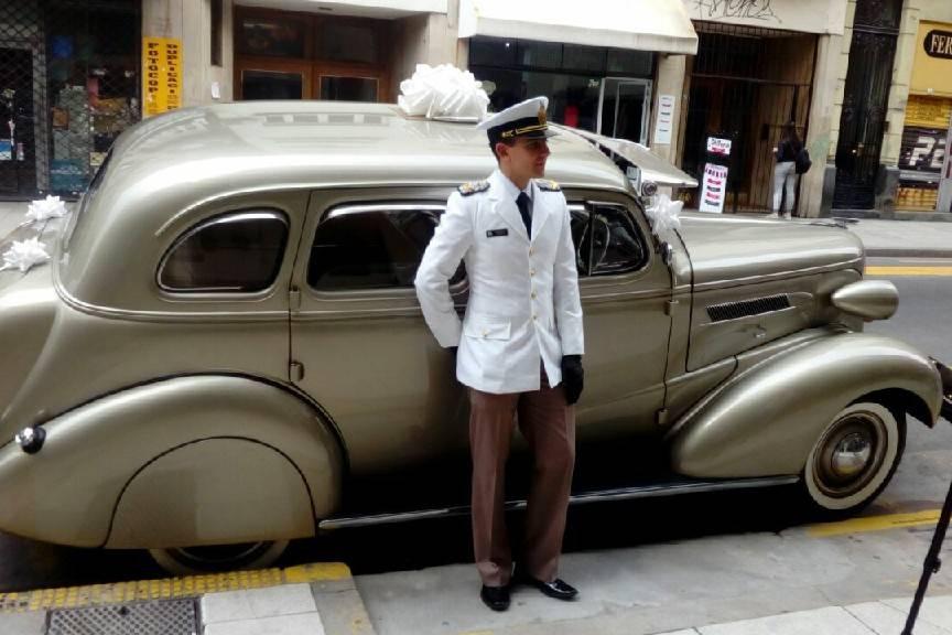 Golden Car 26