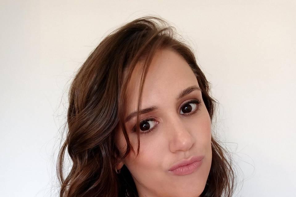 Gisela Aciar Makeup 4