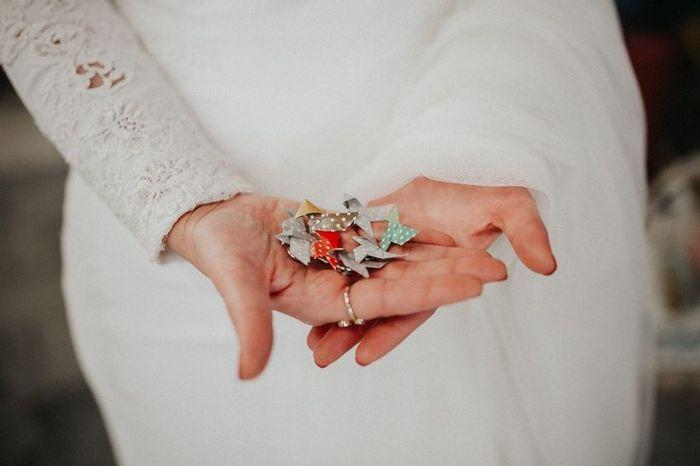 Día del Origami: Ideas para tu casamiento 1