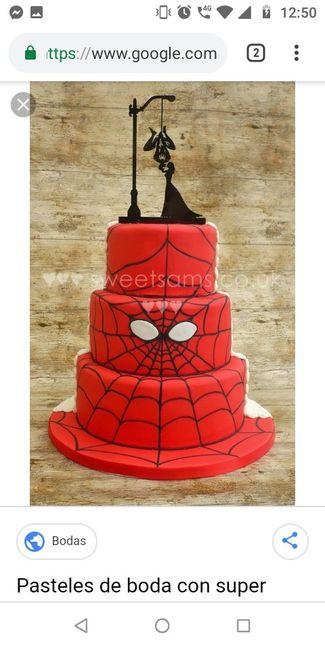 Cake Topper graciosos ¿Si o No? 2