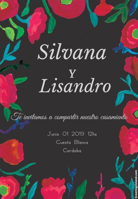 Aquí nuestras invitaciones!!! 2