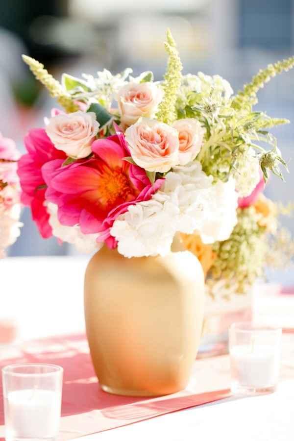 Flores por todos lados
