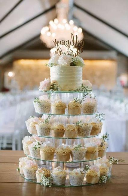 TOP 5 Torta de casamiento - 1